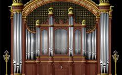 Trocadero Orgel